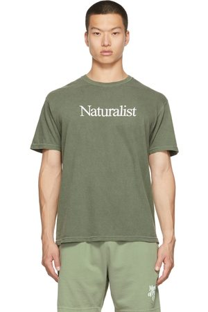Museum Of Peace & Quiet Green Naturalist T-Shirt