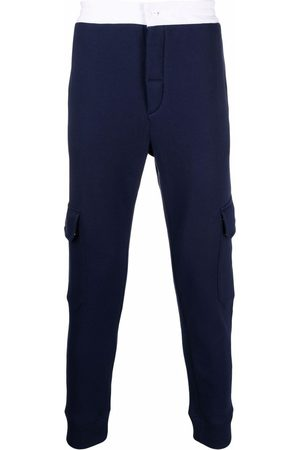 Polo Ralph Lauren Men Cargo Pants - Embroidered-pony cargo trousers