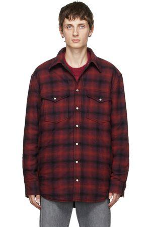 Isabel Marant Men Jackets - Red Ruddy Jacket