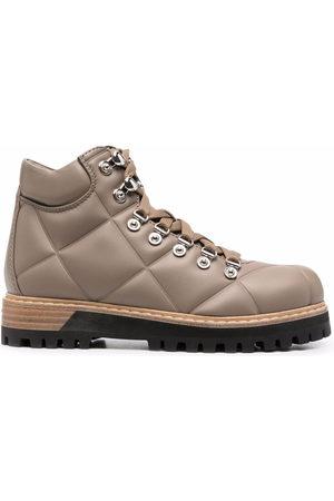 LE SILLA Women Outdoor Shoes - St. Moritz trekking boots - Neutrals