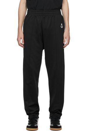 Isabel Marant Men Sweats - Black Inayae Lounge Pants