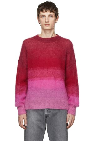 Isabel Marant Red & Pink Drussell Sweater