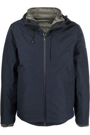 ECOALF Men Parkas - Zipped up hooded parka