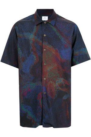 Paul Smith Printed short sleeved shirt