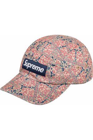 Supreme Caps - Washed chino twill camp cap