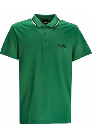 HUGO BOSS Men Polo Shirts - Active-stretch golf polo shirt