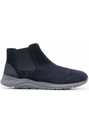 Geox Men Boots - Damiano suede boots