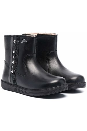 Geox Stud detail boots
