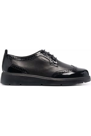 Geox Arlara lace-up oxford shoes