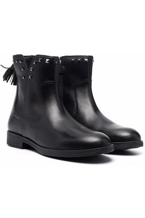 Geox Stud-detailing ankle boots