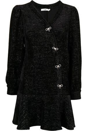 B+AB Women Dresses - Peplum hem dress