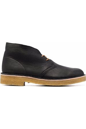 Clarks Lace-up leather boots