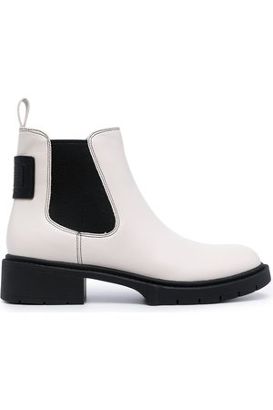 Coach Women Chelsea Boots - Lyden leather Chelsea booties