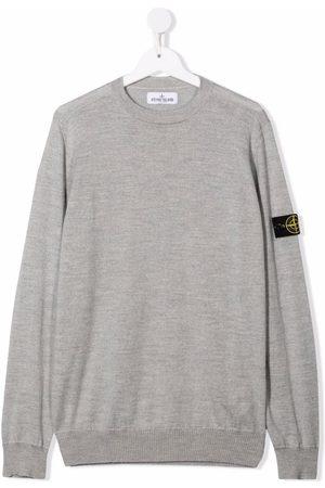Stone Island Long-sleeve sweatshirt - Grey