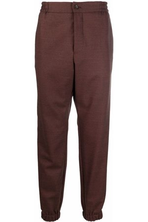 Etro Elasticated tailored trousers