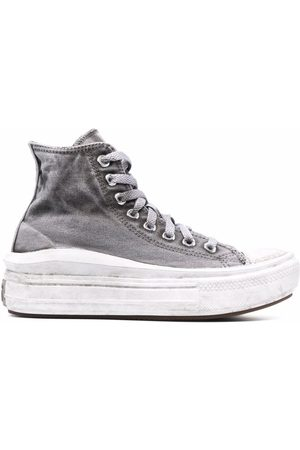 Converse Women Sneakers - Chuck Taylor All Star Move LTD sneakers - Grey