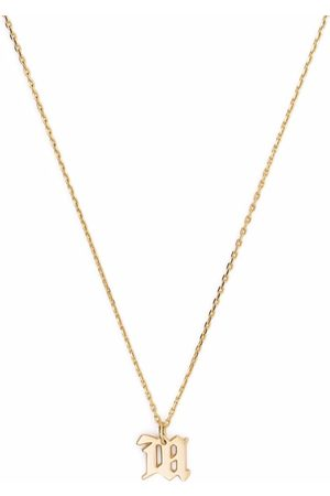 MISBHV Necklaces - Logo pendant necklace