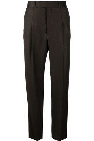 Paul Smith Tailored wool-cashmere trousers