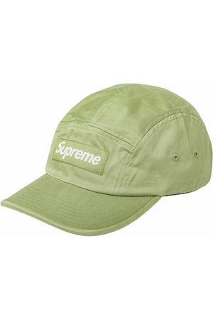"""Supreme Washed Chino Twill Camp cap """"SS21"""""""