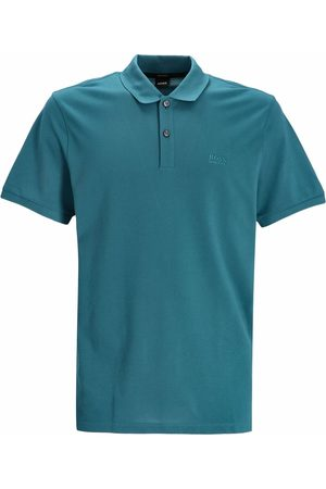 HUGO BOSS Men Polo Shirts - Pallas cotton polo shirt