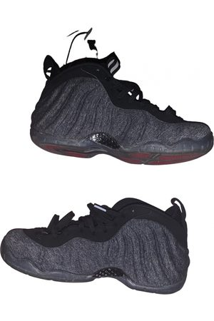 Nike Air Foamposite cloth low trainers