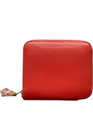 Hermès Women Wallets - Silk'in leather wallet