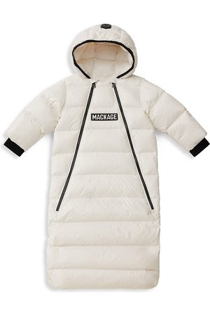 Mackage Ski Suits - Baby Girl's Allie Down Bunting Quilted Snowsuit