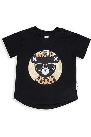 Huxbaby Short Sleeve - Little Kid's & Kid's Cool Tiger T-Shirt