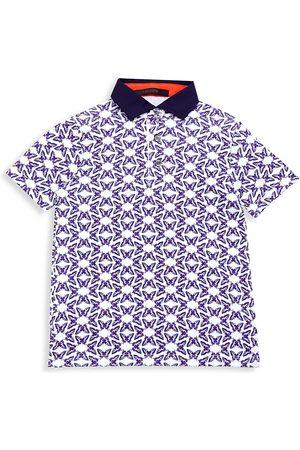 GREYSON Polo Shirts - Little Boy's & Boy's Butterfly Diaries Polo