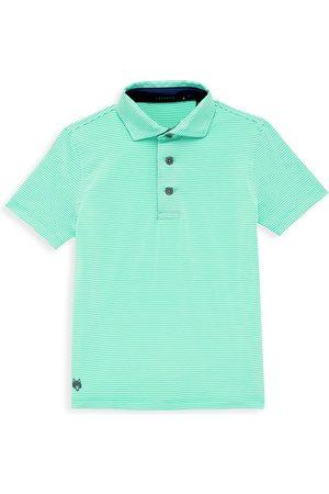 GREYSON Polo Shirts - Little Boy's & Boy's Saranac Striped Polo