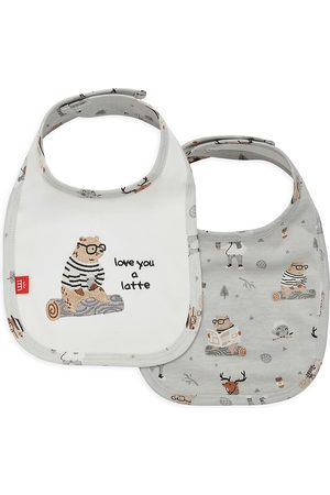 Magnetic Me Tops - Baby's Perfect Sunday Magnetic Reversible Bib