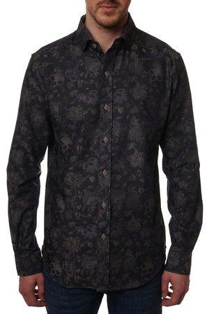 Robert Graham Printed Floral Button-Up Shirt