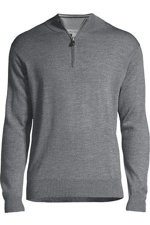 Peter Millar Crown Wool Crewneck Sweater