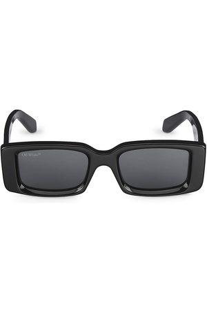 OFF-WHITE Men Sunglasses - Arthur 142MM Rectangle Sunglasses