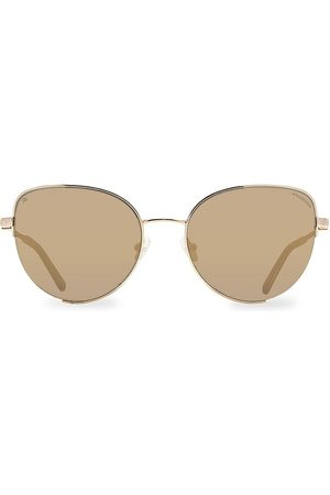 Mauboussin 55MM Butterfly Sunglasses