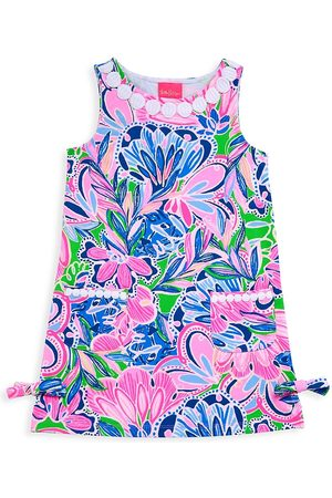 Lilly Pulitzer Girls Dresses - Little Girl's & Girl's Lilly Classic Shift Dress