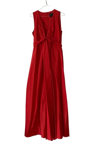 Max Mara Women Maxi Dresses - Silk maxi dress