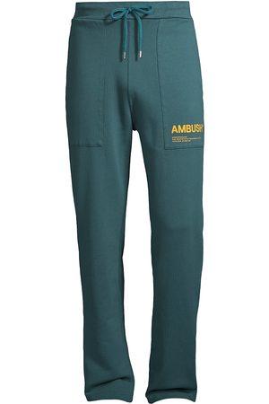 AMBUSH Men Sweatpants - Fleece Workshop Pants