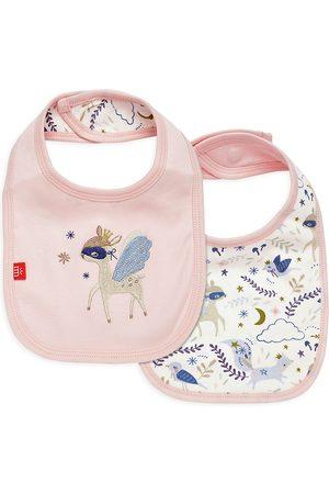 Magnetic Me Baby Nightdresses & Shirts - Baby's Wonderland Magnetic Reversible Bib