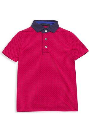 GREYSON Polo Shirts - Little Boy's & Boy's Dragonfly Polo