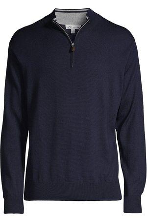 Peter Millar Men Sweatshirts - Crown Wool Crewneck Sweater