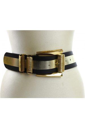 FAUSTO PUGLISI Women Belts - Leather belt
