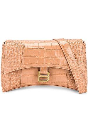 Balenciaga XS Soft Hourglass Shoulder Bag in