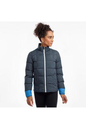 Saucony Women Jackets - Women's Snowdrift 2.0 Jacket BlueNights