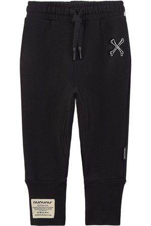 Nununu Sweatpants - Cross Bone Sweatpants - 18-24 Months - - Sweatpants