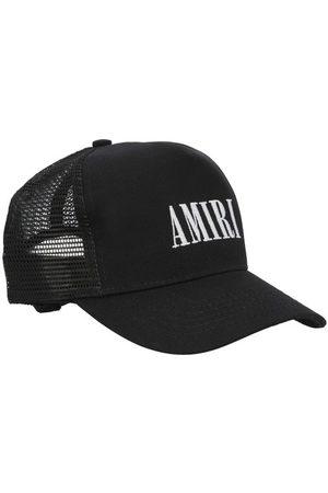 AMIRI CORE LOGO TRUCKER HAT