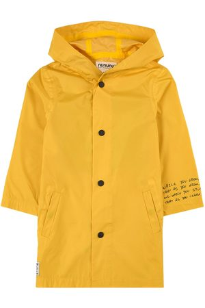 Nununu Mischief Cat Rain Jacket - 10-11 Years - - Raincoats