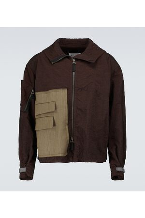 Maison Margiela Men Jackets - Memory Of technical jacket