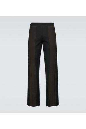 Bottega Veneta Straight-fit technical pants