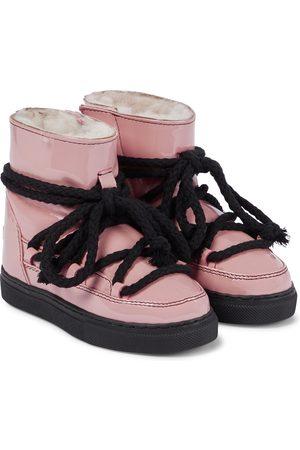 INUIKII Kids Kids Rain Boots - Rain Sneaker patent leather boots